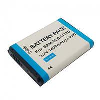 Aккумулятор Alitek для Samsung SLB-1137D, 1400 мАч