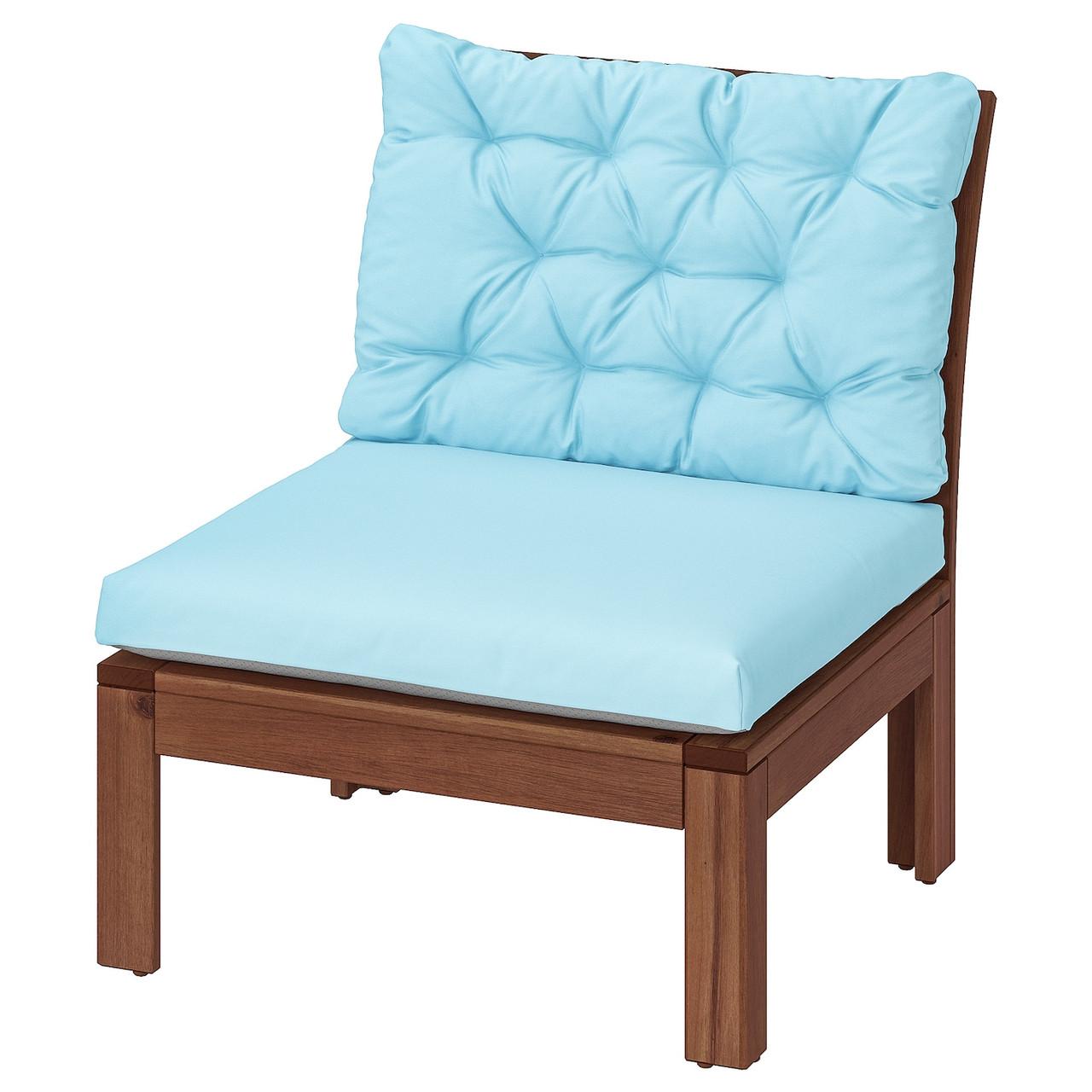 IKEA ÄPPLARÖ Кресло садовое 63x80