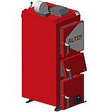 Котлы твердотопливные длительного горения ALtep Duo Uni Plus мощностью 27 кВт, фото 2