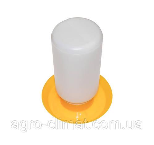 Поилка вакуумная под бутылку Tehnomur B-2, фото 2