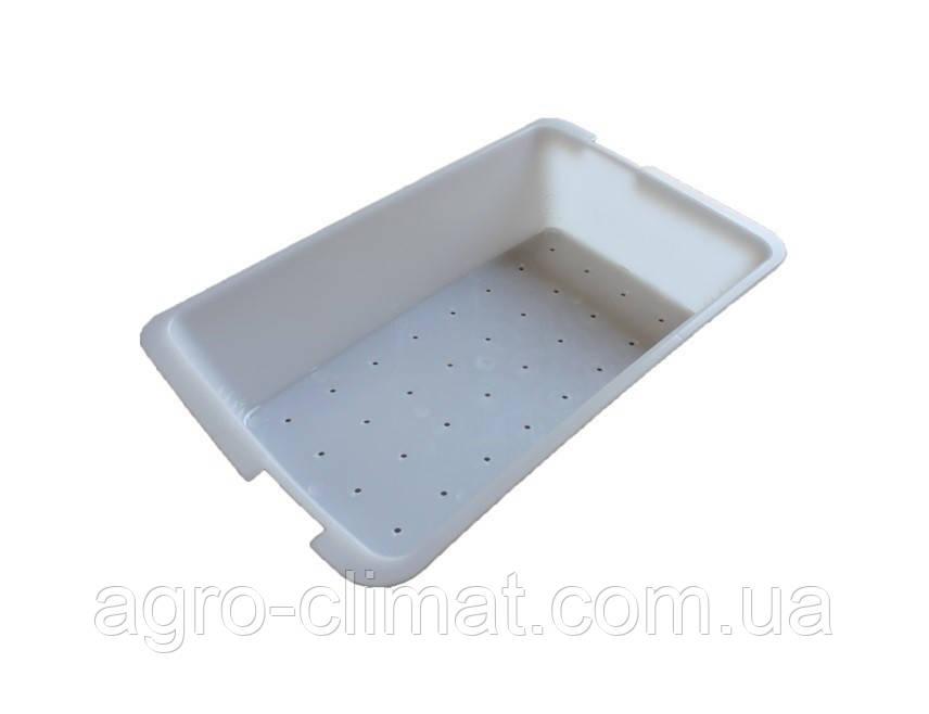 Пологовий бокс для кроликів Tehnomur 24x38.5x9 см