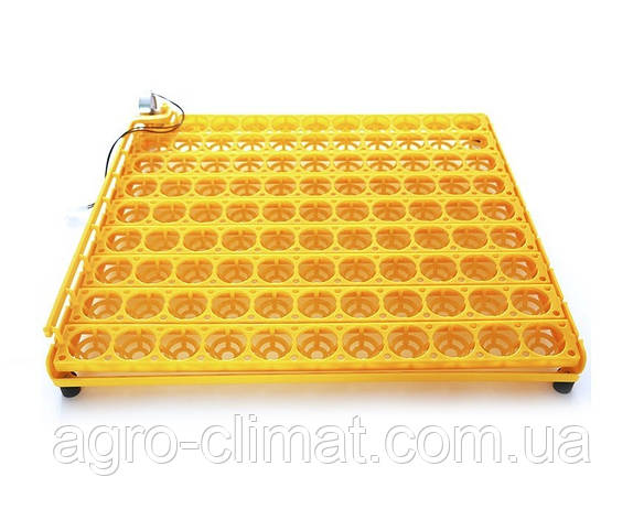Лоток автоматического переворота для инкубатора Tehnomur на 98 яиц с мотором, фото 2