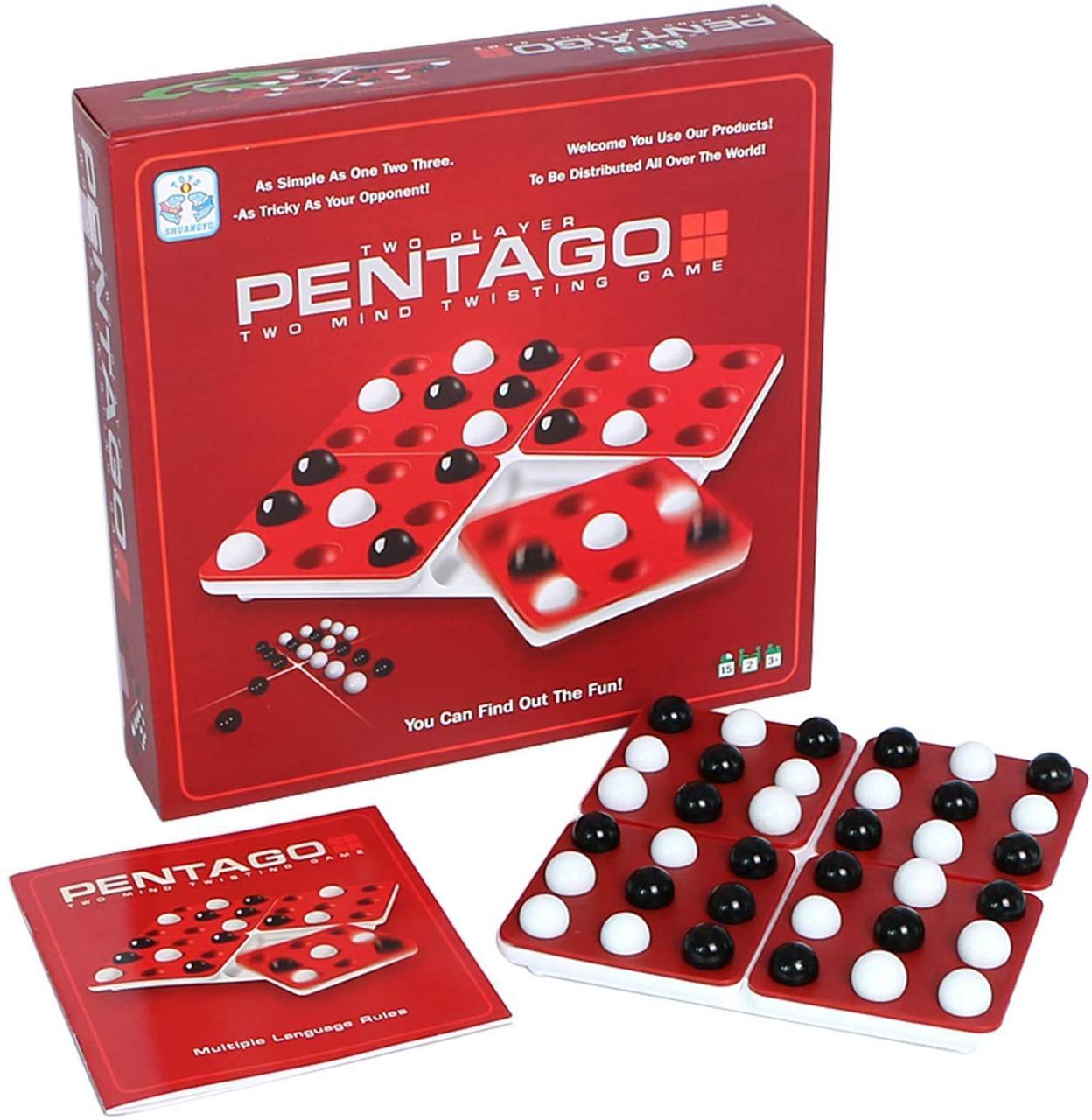 """Настільна гра """"Пентаго"""""""