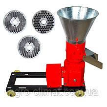 Гранулятор для комбикорма Tеhno MS KL-140 (без мотора) с тремя матрицами