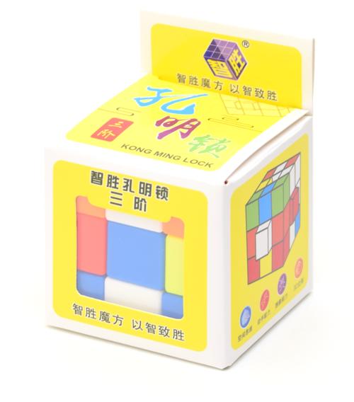 YuXin 3x3x3 Kong Ming Lock   Головоломка замок