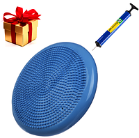 Подушка балансировочная массажная CF88 Balance Cushion (33х33х6см)