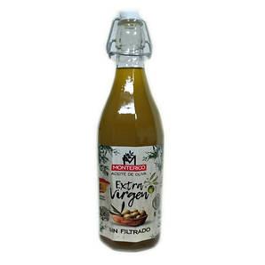 Олія нефільтрована оливкова Монтеріко Monterico Extra Virgen, 1л