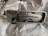 Крышка клапанов заз 1102 1103 таврия славута сенс инжектор АвтоЗаз завод алюминиевая, фото 6