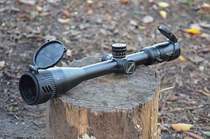 Приціл оптичний Discovery Optics VT-Z 3-12x44 AOE (25.4 мм, підсвітка)