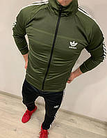 (ОПТ) Спортивний чоловічий костюм Adidas Mintage, фото 1