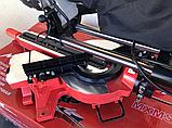 Торцювальна пила MAX MXSM-250-2S 2500 Вт з лазерним покажчиком і підсвічуванням зони різу, фото 3