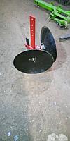 Окучник дисковий для мотоблока БелМет (Ф40 см), фото 1