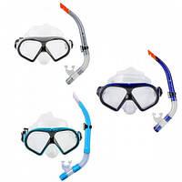 Набор для плавания Dolvor М9510Р+SN52Р, маска трубка