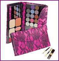 Набор теней для макияжа MaxMar розовый блокнот