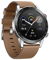 Смарт-часы Honor Watch Magic 2 46mm Flax Brown (MNS-B19V)