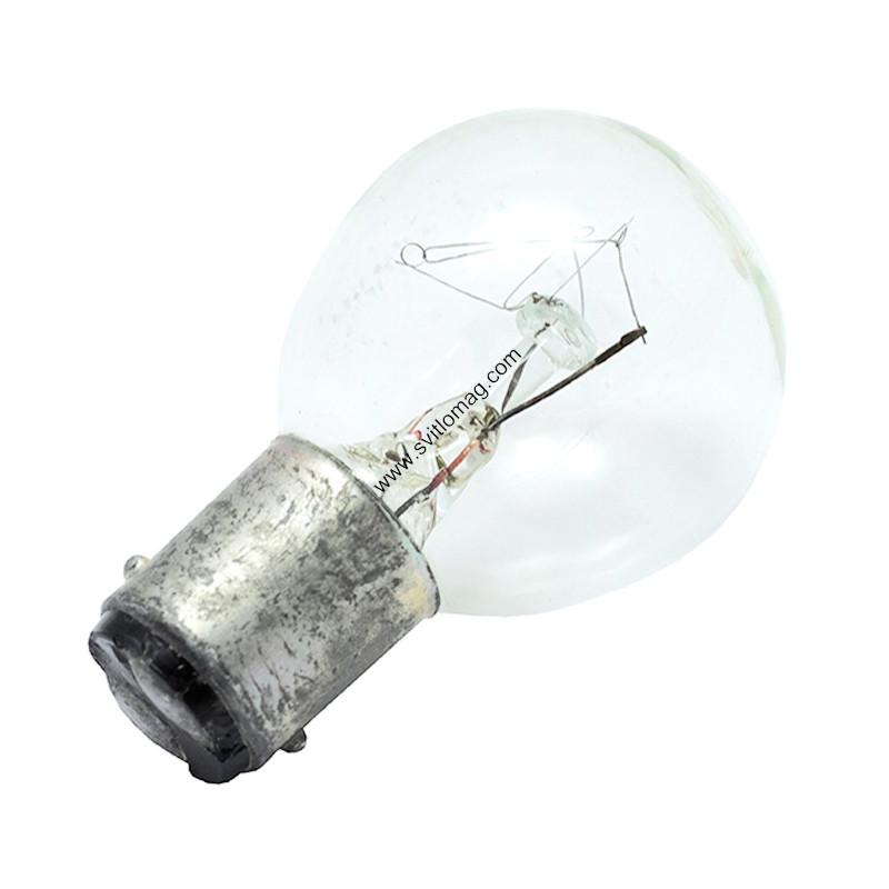 Лампа накаливания различного назначения РН 110-15 B15d
