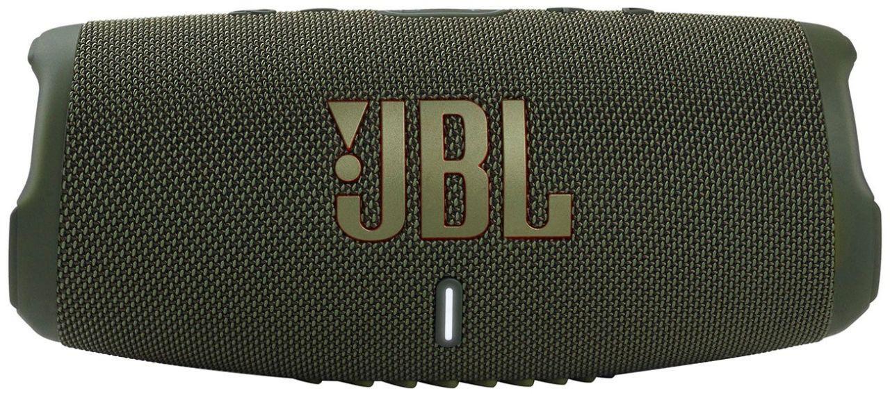 Колонки акустические JBL Charge 5 Green (JBLCHARGE5GRN)