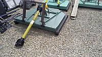 Карданний вал для косарок 1,8-2,0 м (Т4, 1100 мм, 6(8) шліц×35(30) мм шпонка)