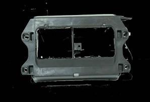 Корпус обігрівача ВАЗ 2105 верхня частина