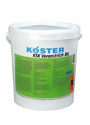 KÖSTER KSK Voranstrich BL (канистра - 15 кг)