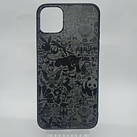 Чехол для Apple iPhone 11 full fashion limited уникальный смысл узоров