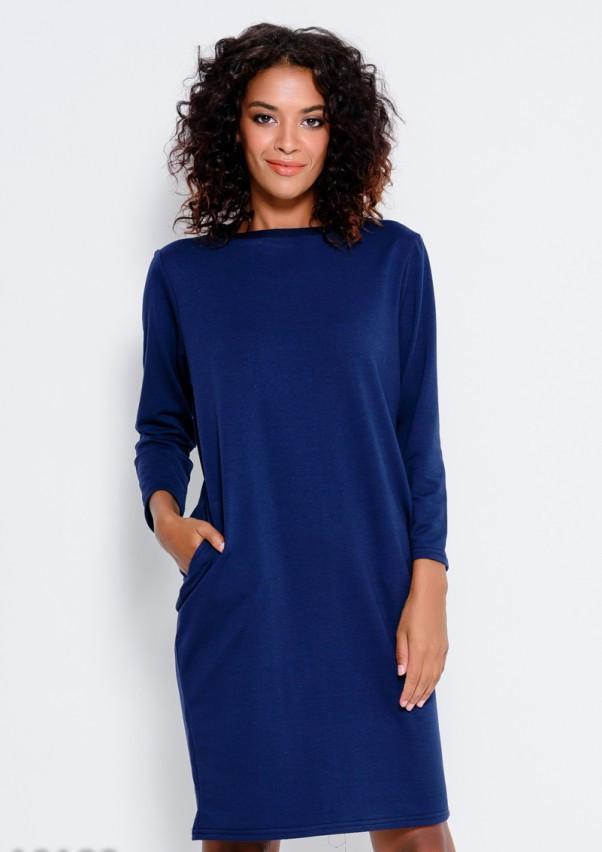 Сукні  10188 L темно-синій