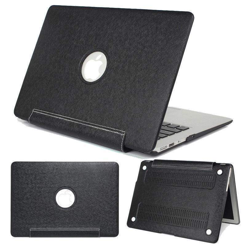 "Чехол накладка DDC PU для MacBook Pro 15"" Retina (2012-2015) black"
