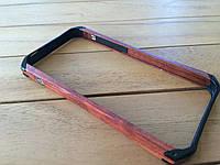 Деревянный бампер Element case Ronin для  iPhone 5/5s black