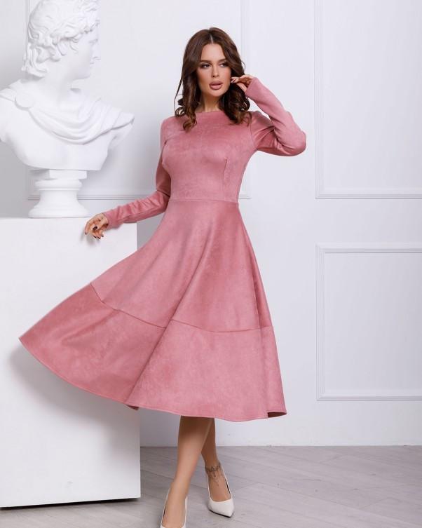 Сукні  12327 M рожевий