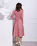 Сукні  12327 M рожевий, фото 3