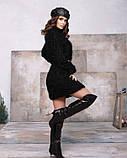 Платья  12347  M черный, фото 2