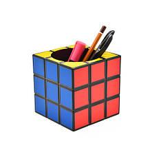 """Подставка для карандашей/кисточек """"Кубик Рубика"""" 12.5*10.5см C39875"""