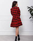 Платья  SA-115  S красный L, фото 3