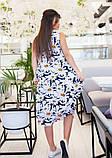 Платья  11683  S мультиколор, фото 4