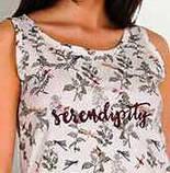 Нічна сорочка жіноча Berrak Berland на широких брительках, бавовна, фото 2
