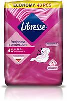 Гігієнічні прокладки Libresse Ultra Soft Normal 40 шт
