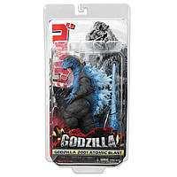 NECA - Godzilla 12 Atomic Blast Shin Godzilla Атомик бласт годзілла 2001 18 см