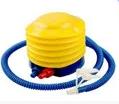 Насос ножной для фитбола FI-5654 синий-желтый