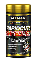 Allmax Rapidcuts Shredded 90 caps