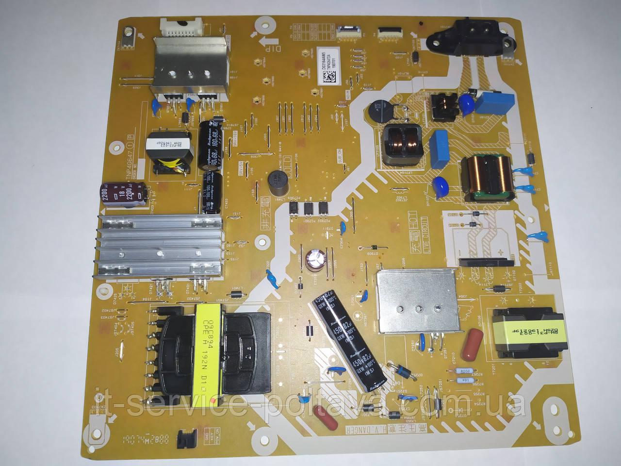 Блок живлення (Power Supply) TNP4G647 1P для телевізора PANASONIC