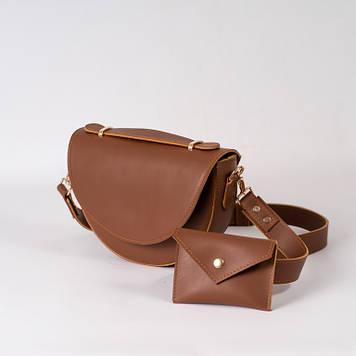 Женская сумка Saddle 06-21
