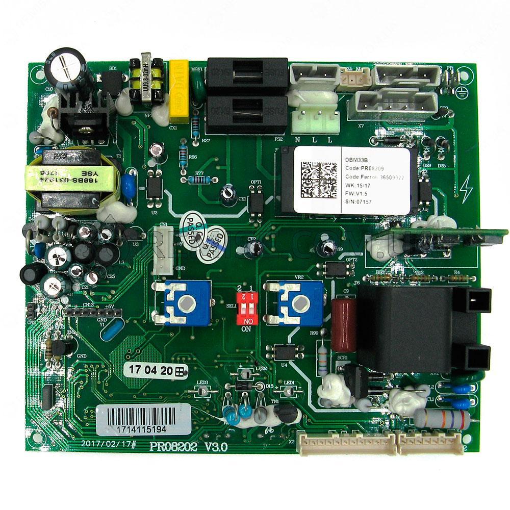 Плата управління DBM33B PR08202 Ferroli DOMINA N, Divaproject 39848642