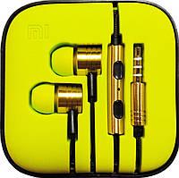 Навушники вкладиші-гарнітура з мікрофоном Xiaomi Mi