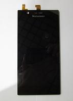 Оригинальный дисплей (модуль) + тачскрин (сенсор) для Lenovo K900