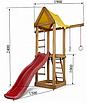 Детский игровой комплекс Babyland-17, фото 2