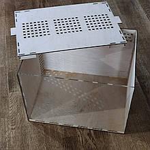 Клітка з кришкою 400х300х300 tty-fz00008