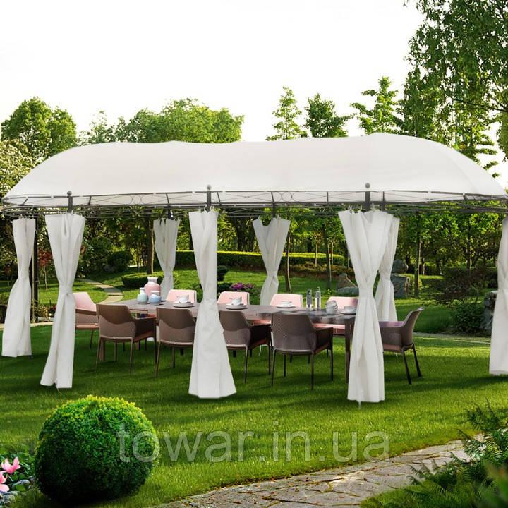 Садовый павильон TARRAGONA 3 X 6 M Patio