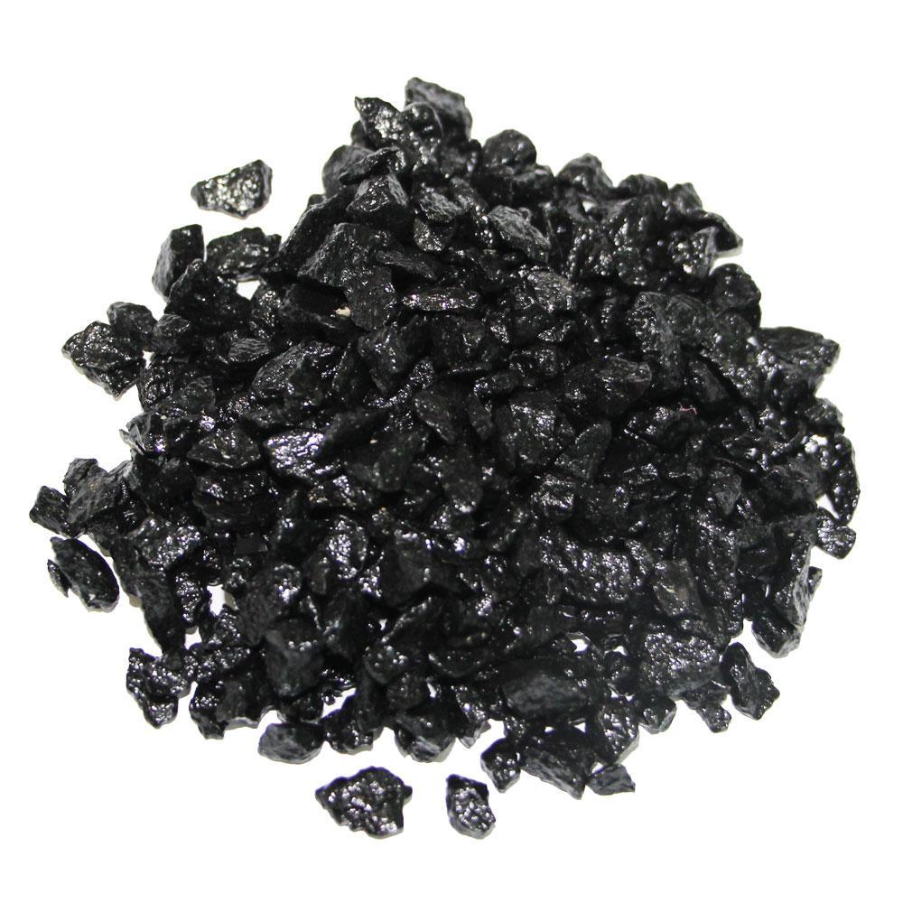 Декоративний щебінь ZRостай чорний 20 кг S6034
