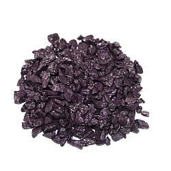 Декоративный щебень ZRостай фиолетовый 0,5 кг S6005