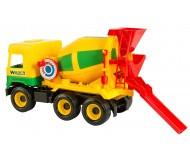 Іграшка Middle truck бетонозмішувач 39223